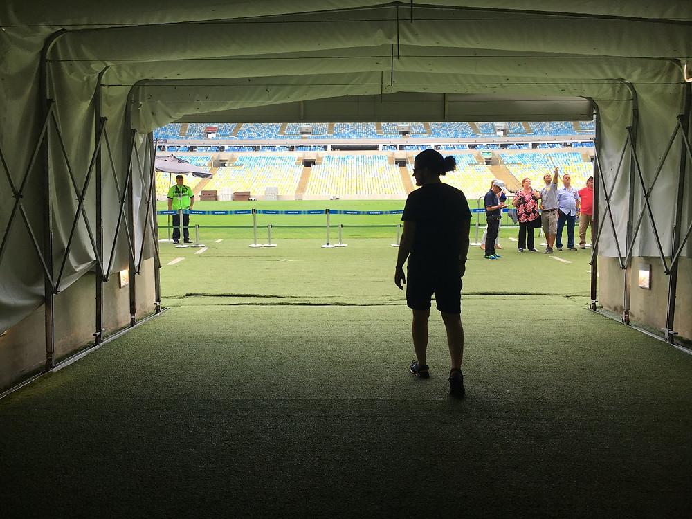 Maracanã Stadium, Brazil