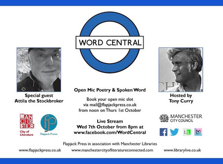 Word Central Open Mic