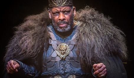 King Lear at the Royal Exchange