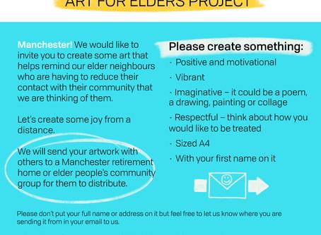Creative City Art for Elders