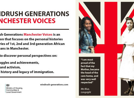 Black History Month Activity from Manchester Libraries