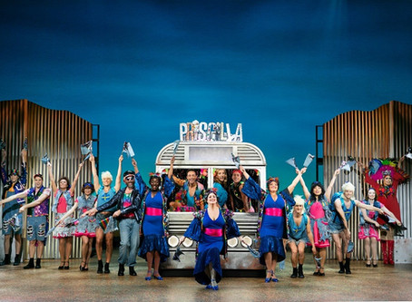 Priscilla Queen of the Desert at the Palace Theatre