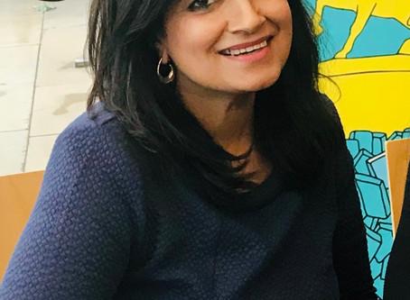 South Asian Heritage Month Spotlight Series: Reshma Ruia