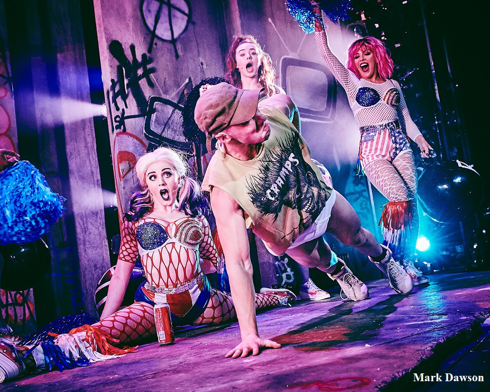 American Idiot Musical, Manchester