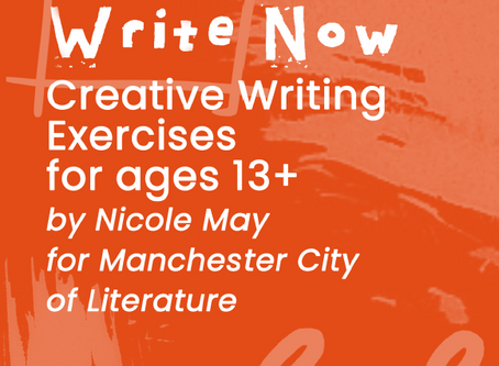 Write Now: Writing activities for ages 13+