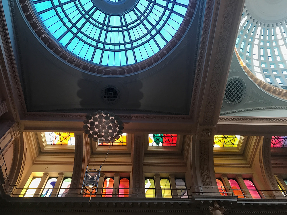 The Royal Exchange Theatre, Manchester