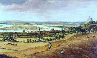 Painting of Field