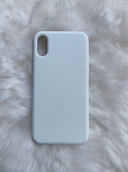 X/XS Silicone iPhone Case
