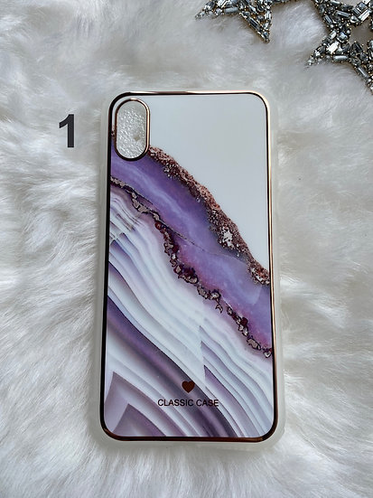 X/XS Eectroplating iPhone Case