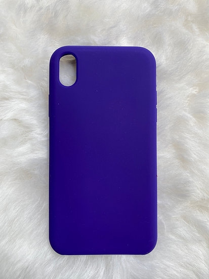XR Silicone iPhone Case