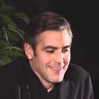 George Clooney At Hollywood's Master Storytellers