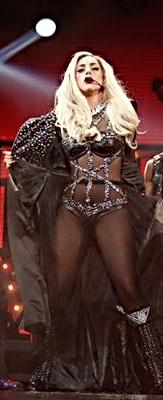 Lady Gaga Con't