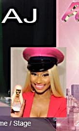 Nicki Minaj Prefume Video Shoot At Dream Vision Studio