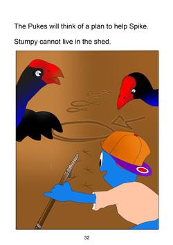 Stumpy page 32