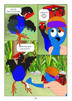 Mishap page 14