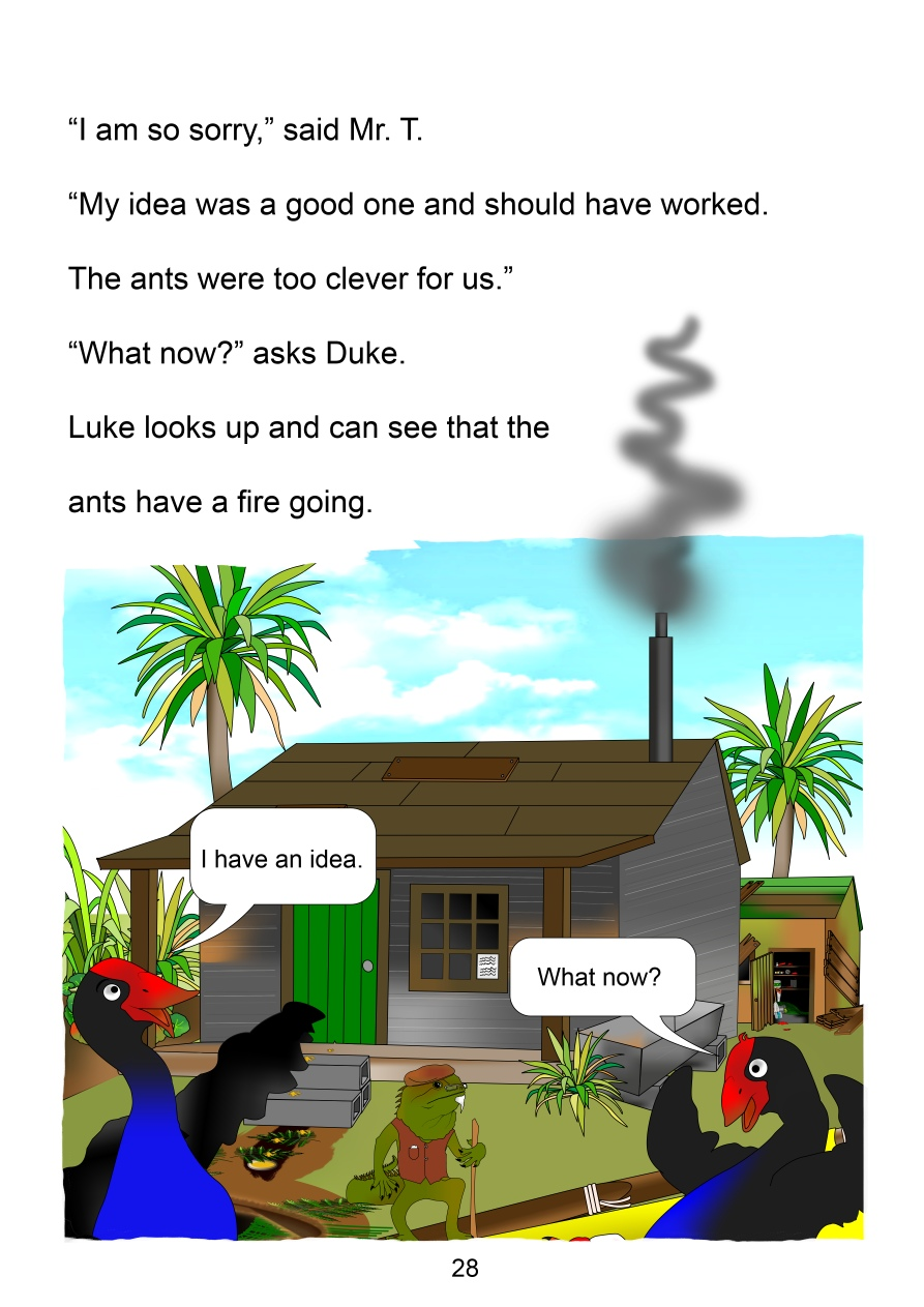 smoked out page 28