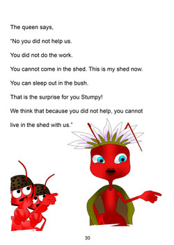 The surpise page 30
