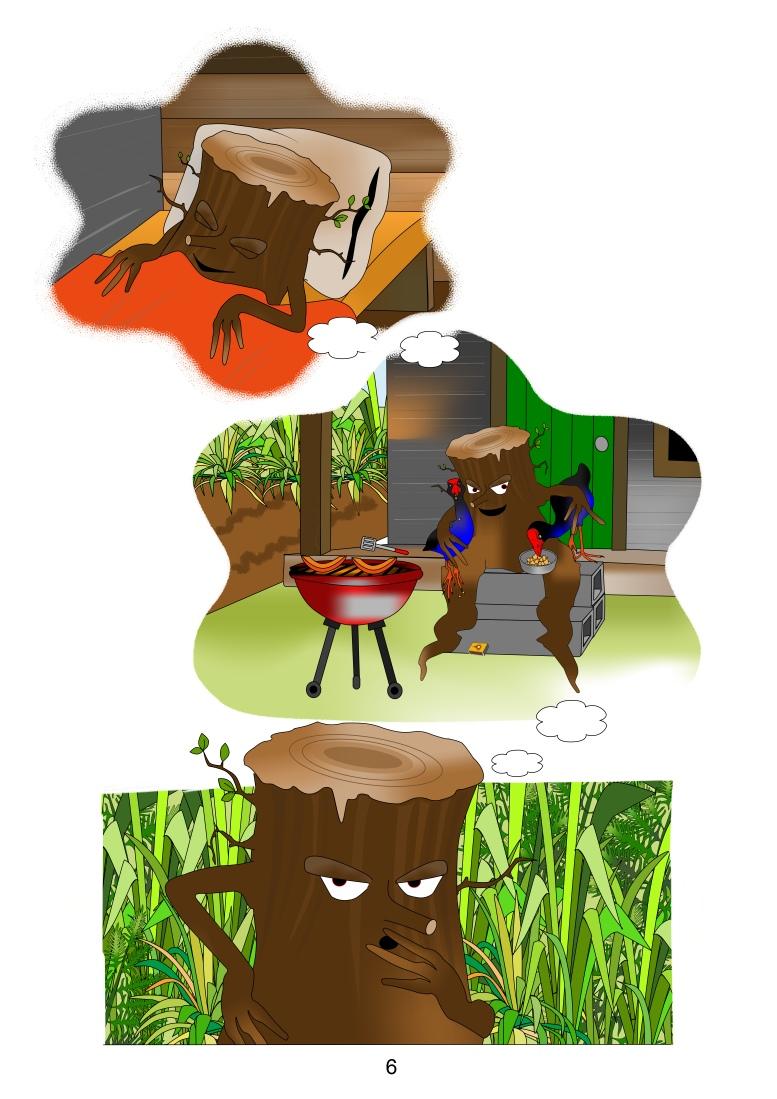Stumpy page 6