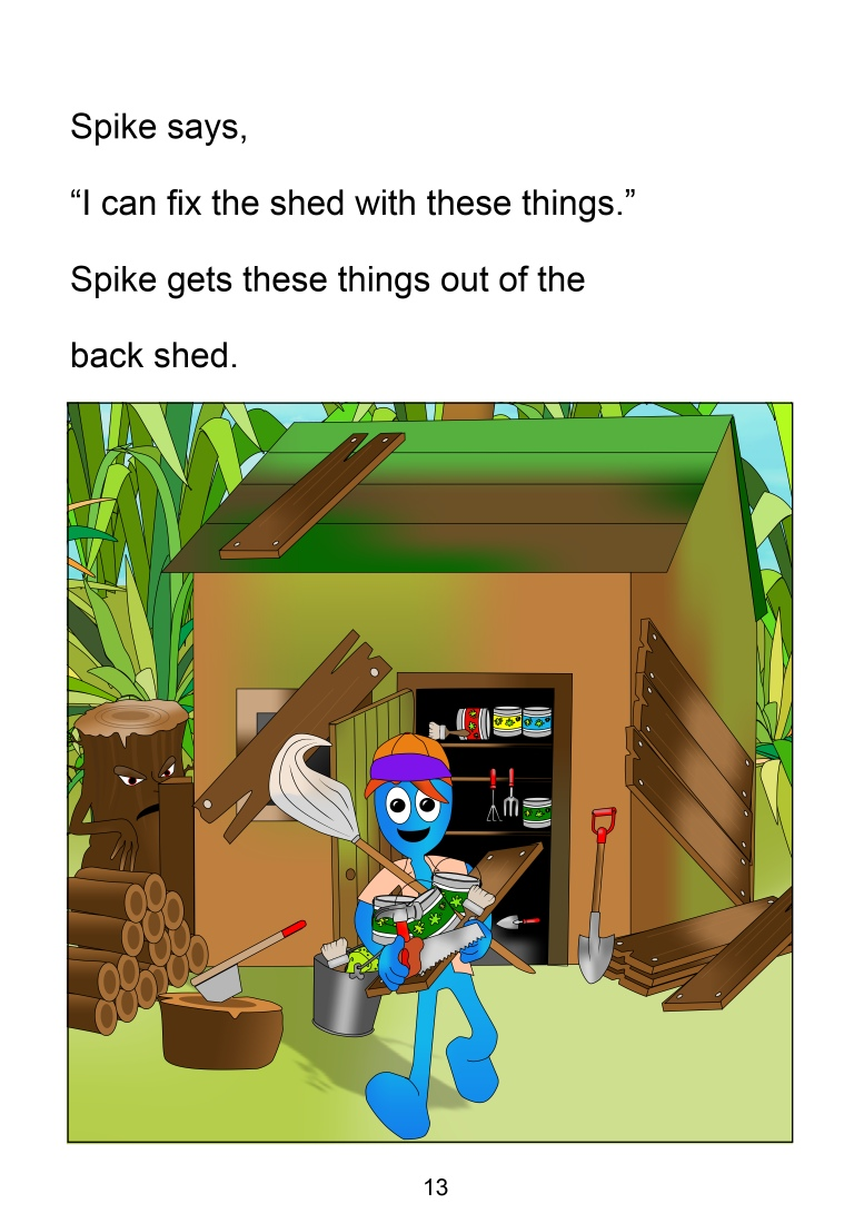 The Shed page 13