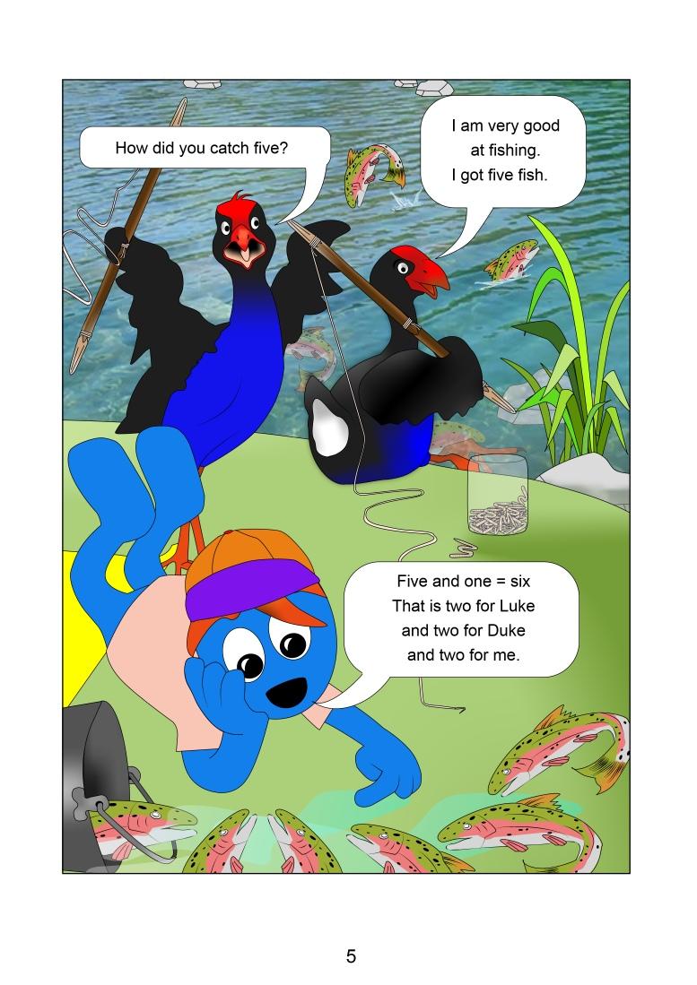 Mishap page 5