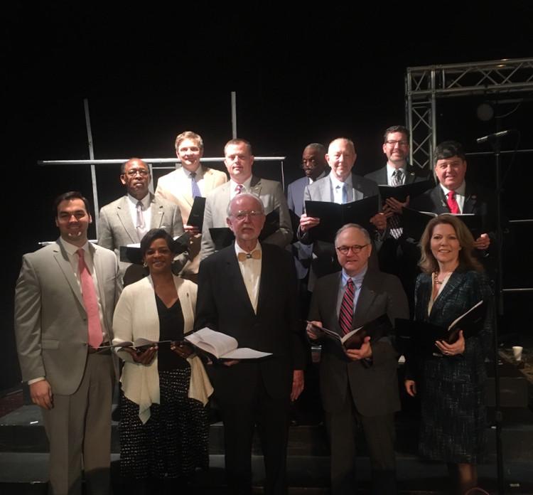 Mission Mississippi's Legislative Choir.