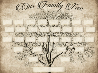 A Thankyou for Stopping By:  Want a Free Printed Family Tree?