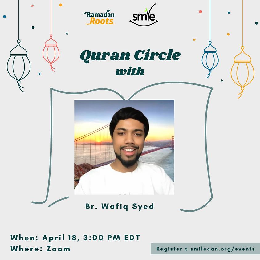 Nasheed & Quran Circle   Brother Wafiq