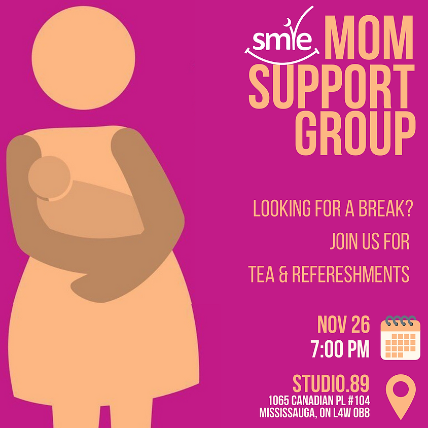 SMILE Mom Support Group