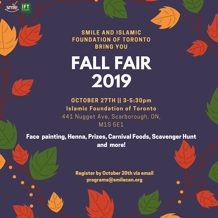 Fall Fair 2019