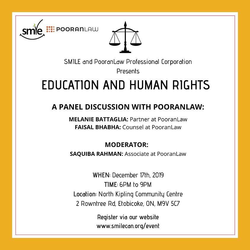 Education and Human Rights Seminar