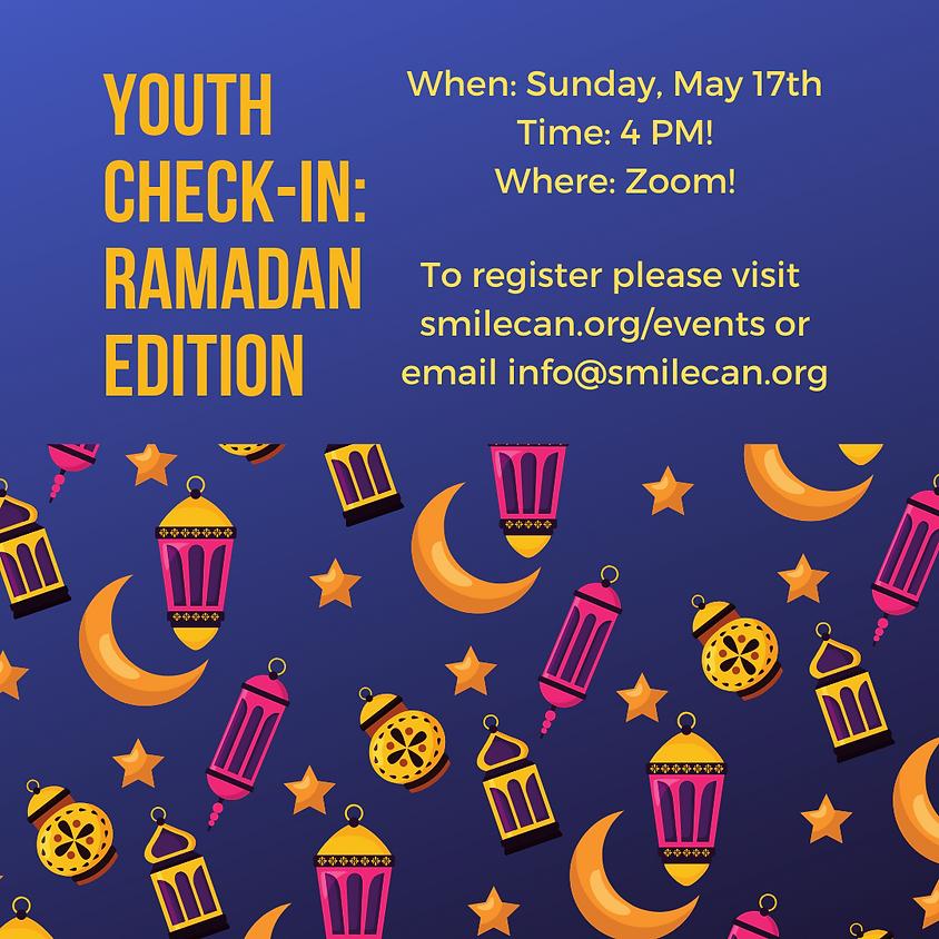 Youth Check-In: Ramadan Edition