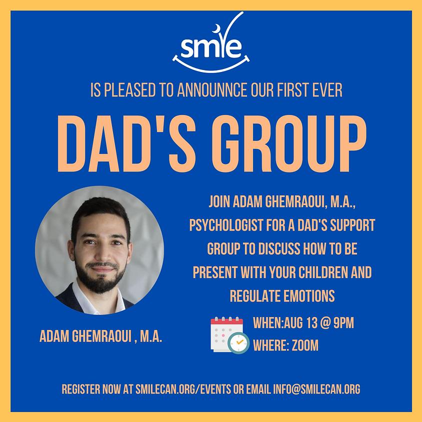 Dad's Group with Adam Ghemraoui