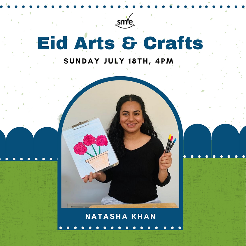 Eid Arts & Crafts with Natasha Khan