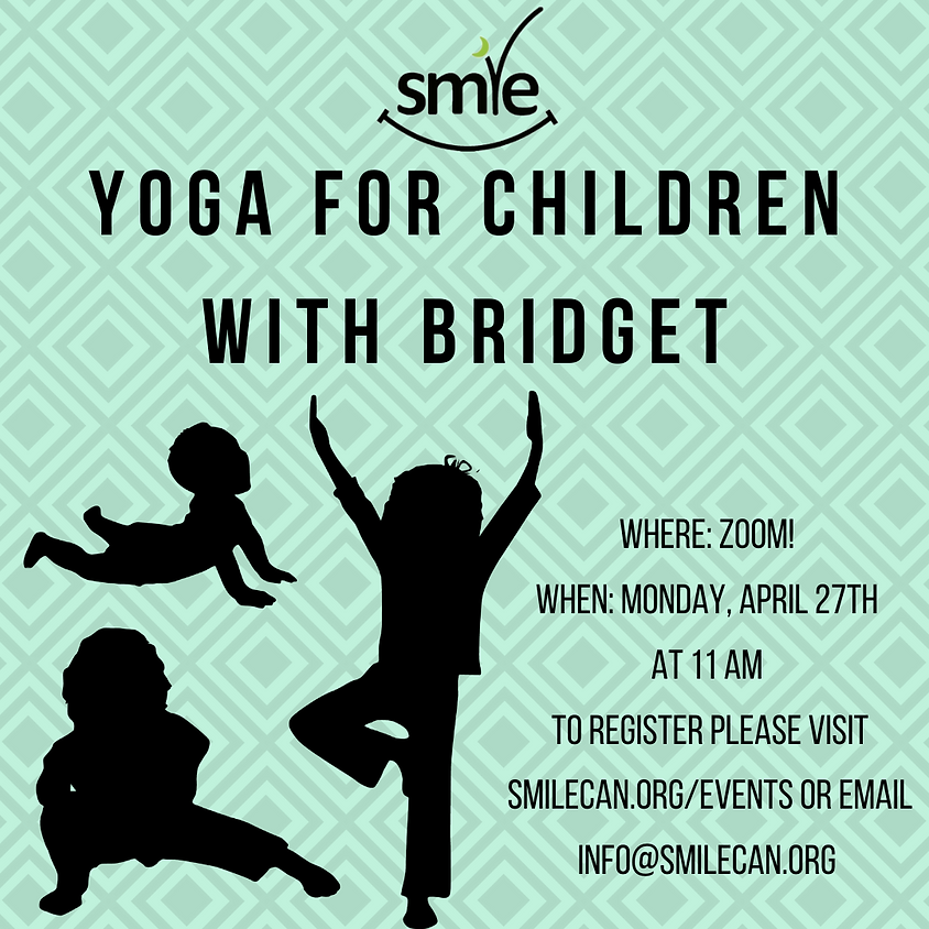 Yoga for Children with Bridget