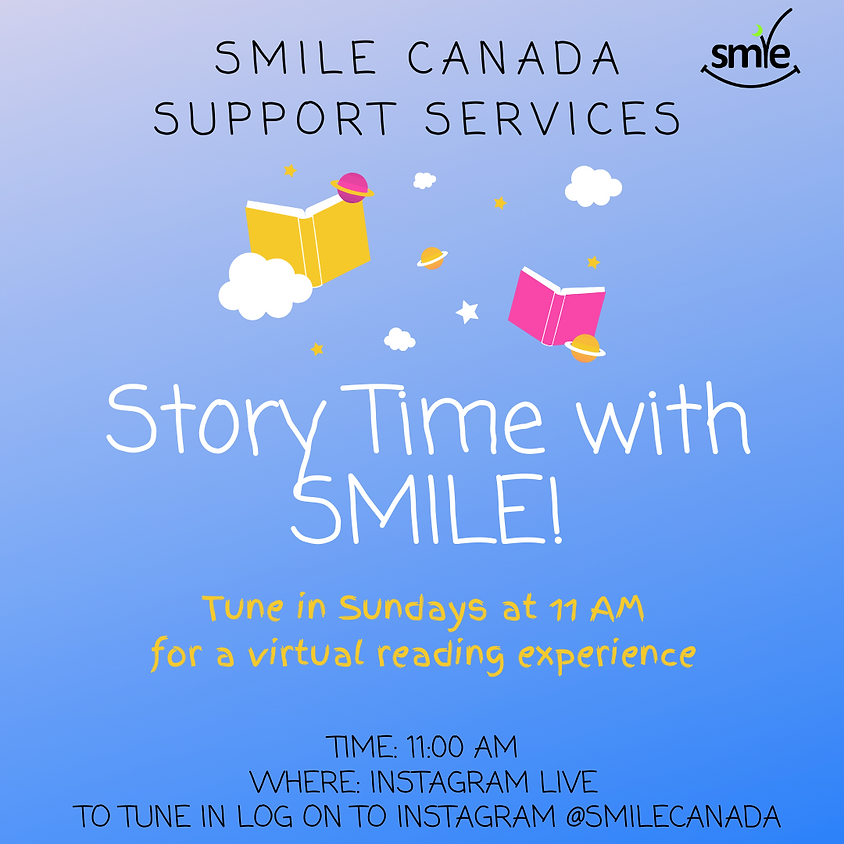 Story Time with SMILE