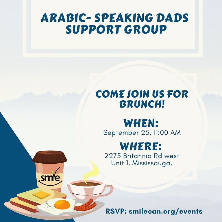 Dads Support Group | Brunch