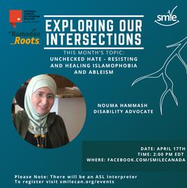 exploring our intersections x ramadan ro