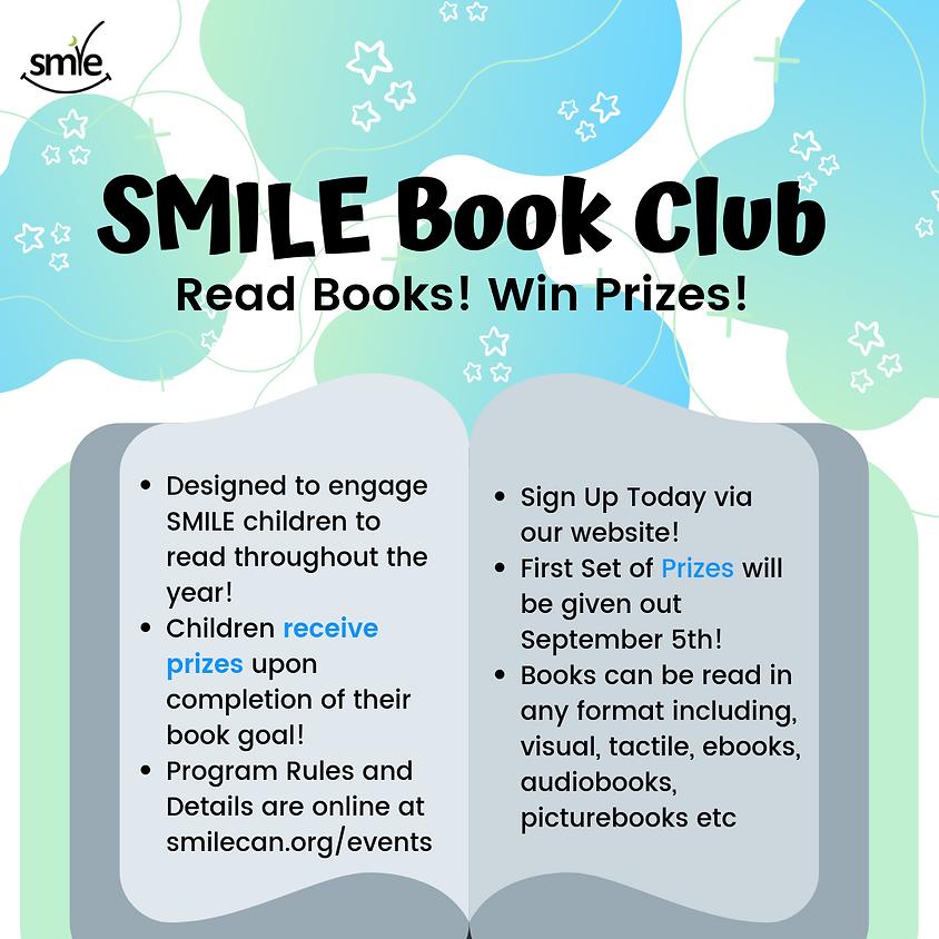 SMILE Book Club: Read Books! Win Prizes!