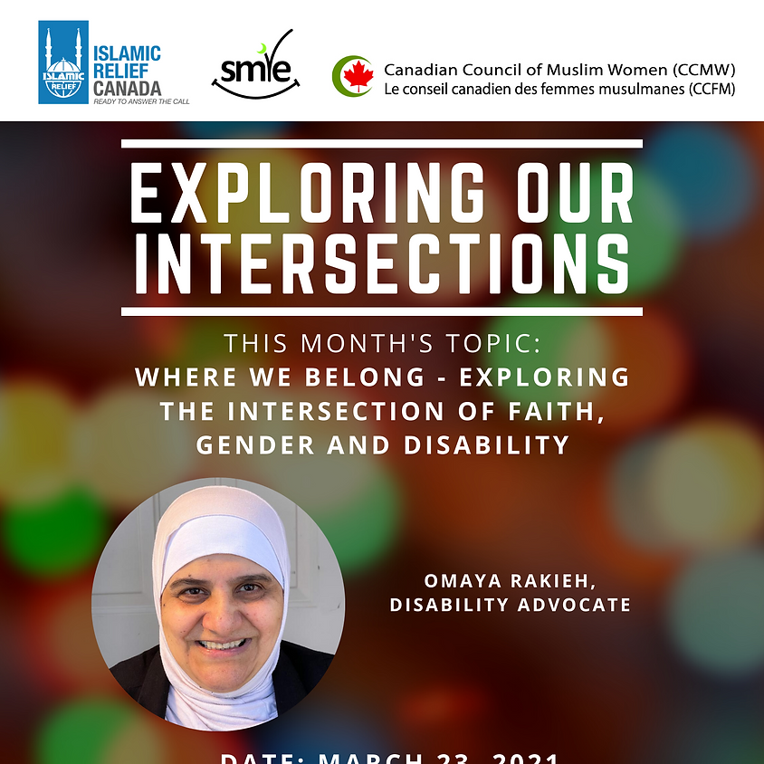 Where We Belong - Exploring the Intersection of Faith, Gender and Disability