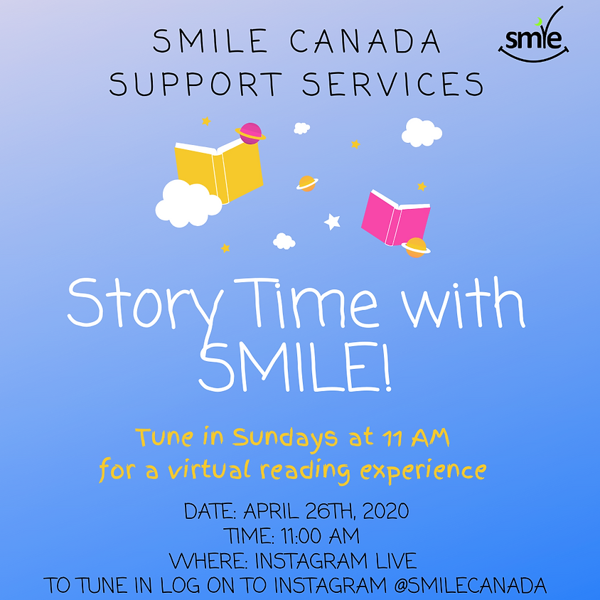Story Time with SMILE!