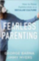 Author Speaker Dr. Jimmy Myers Fearless Parenting