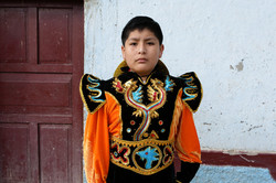 Festival in Otuzco
