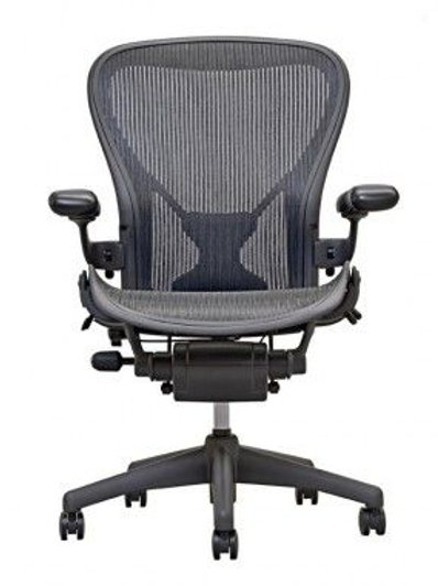 Brand New Herman Miller Aeron With Posture Fit