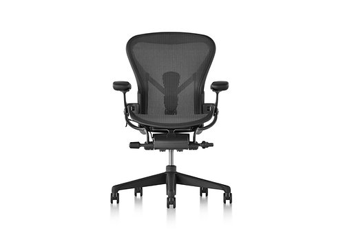 BRAND NEW HERMAN MILLER AERON REMASTERED. AERON 2.0