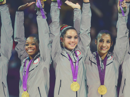 High Five to the Fierce Five