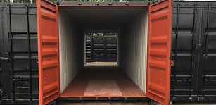 20ft shipping container self storge Rossington