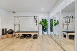 Private Session Room