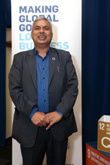 Kamal Singh from Global Compact Network India.
