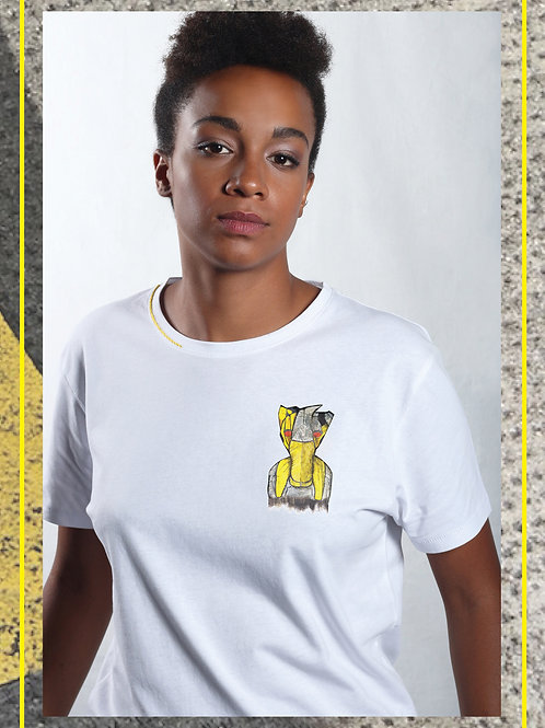 Richiwaga Mini Monster Organic Cotton T-shirt