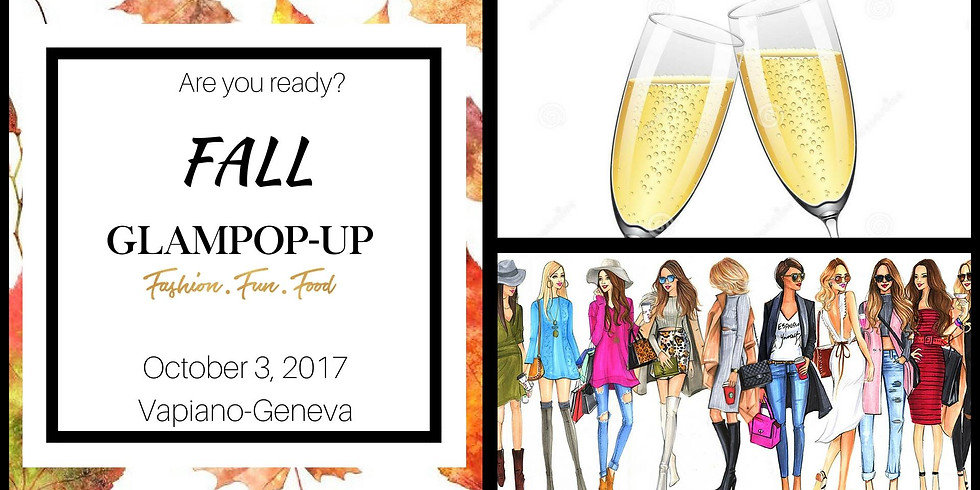 U/C at the Glampop-Up Geneve Fall Edition